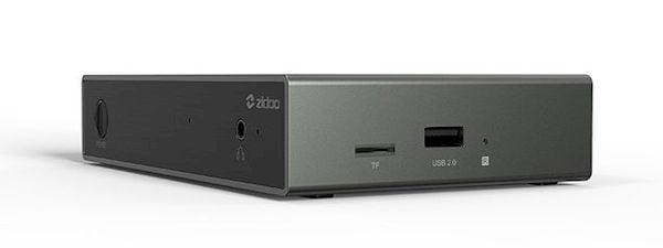 Zidoo M6, um PC de placa única RK3566 com suporte opcional para 5G